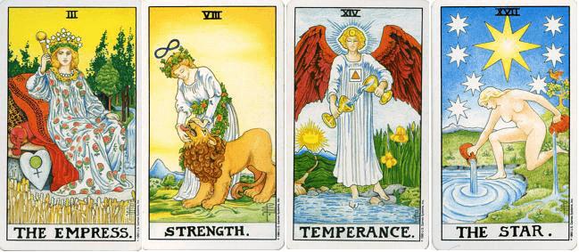carte di tarocchi